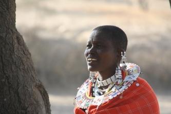 Massai, Tansania