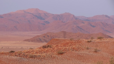 Namib zur Blauen Stunde