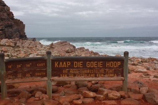 Kap der Stürme, Südafrika