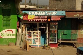 in Kenia