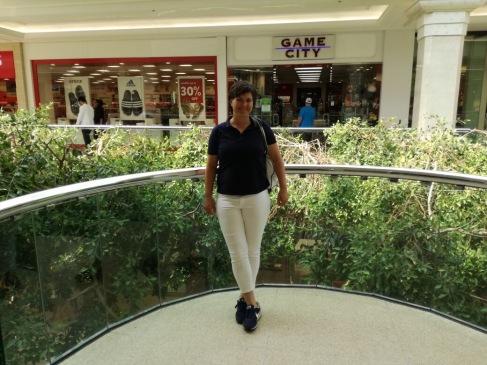 inside West Edmonton Mall