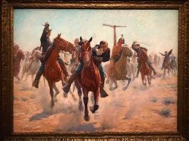 Geschichte des Westerns