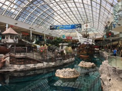 inside West Edmonton Mall