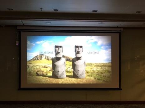 Moai / Rapa Nui