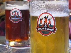Lokales Bier - sehr sehr gut !