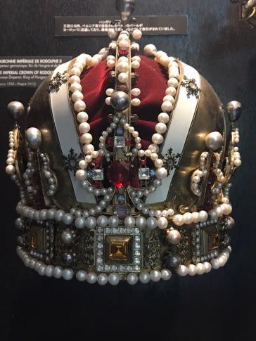 deutsche Kaiserkrone / Perlenmuseum