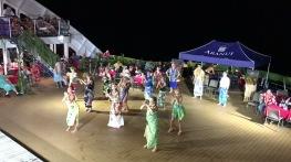 polynesische Nacht