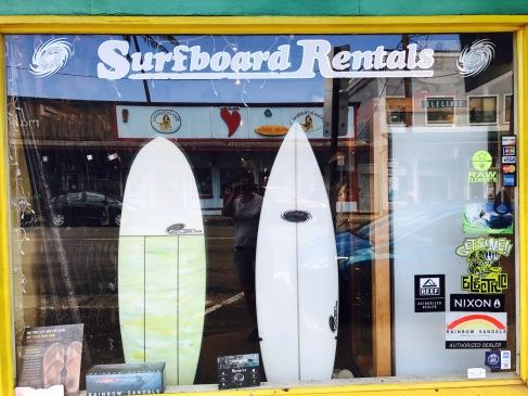 Surfer Hotspot Nr 1 der Welt: Pa'ia