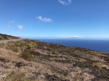 am Horizont: Mauna Kea, Big Island