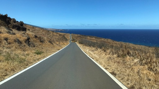 Road to Hana anders herum