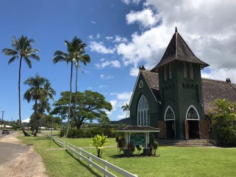 1001 Kirche auf Kauai