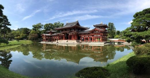 Uji, Byodoin Tempel