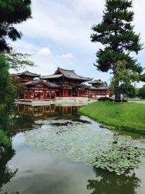 Byodoin Tempel, Uji