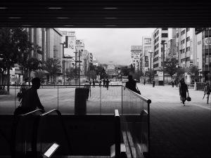 Himeji Bahnhofsplatz