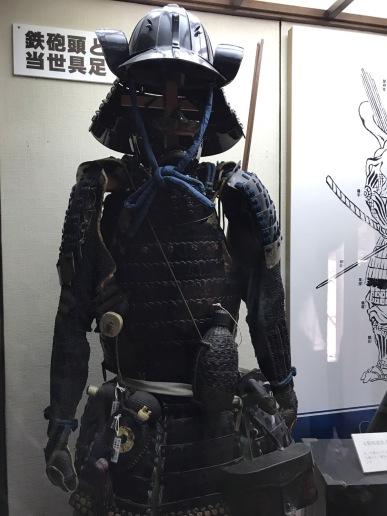 Nicht Darth Vader, Samurai!