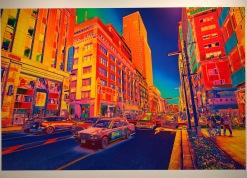 von einem Künstler namens Hiroyuki Yoshida