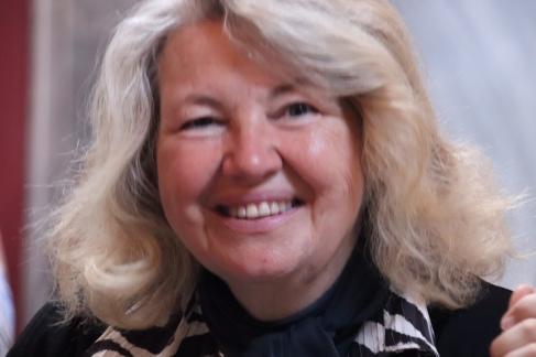 Stadtführerin Jeanette