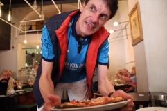 Pizza-Bäcker Kurt