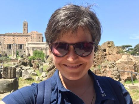 Maren @Forum Romanum