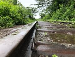 Lost Place - alte Eisenbahn