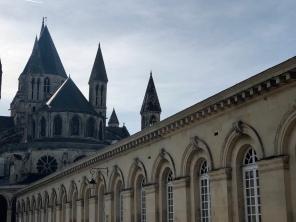 Abbeye des Hommes, Caen