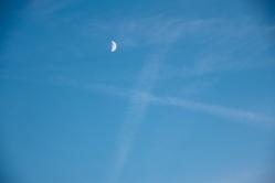 Mond angekreuzt?