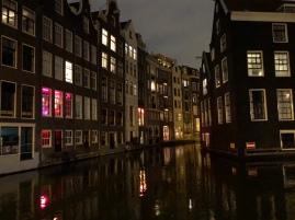 romantisch bei Nacht