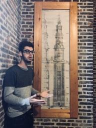 Im Turm der Westerkerk