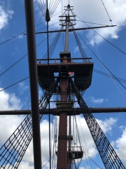 im Schifffahrtsmuseum