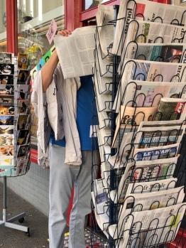 Eine Zeitung für Abi