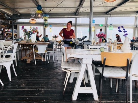 Noord: TOP Restaurant am Meer