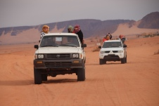 Jeepsafari Wadi Rum