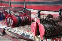 im Beduinenzelt