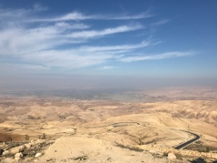 Great Rift Valley, Jordantal