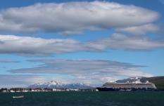 Mein Schiff 3 in Akureyri