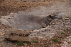 Geysir-Zone Golden Circle