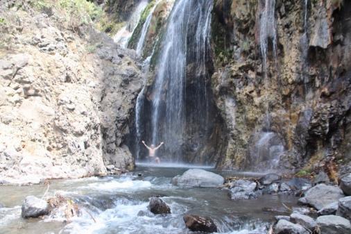 Ngare Sero Wasserfall-Walk