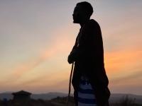 Joshua, der Maasai